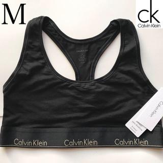 カルバンクライン(Calvin Klein)のレア Calvin Klein  カルバンクライン ブラ ブラック M(ブラ)