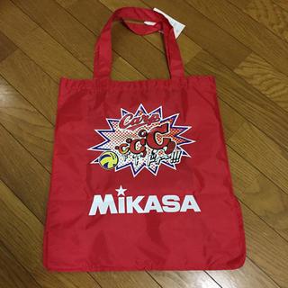 ミカサ(MIKASA)の☆レジャーバッグ☆(エコバッグ)
