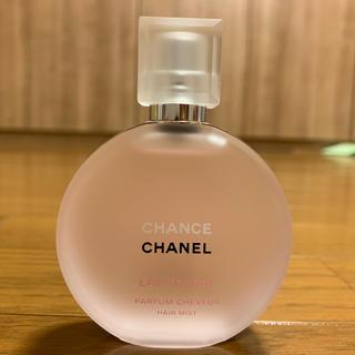 シャネル(CHANEL)の美品 CHANEL チャンス オー タンドゥル ヘアミスト(香水(女性用))
