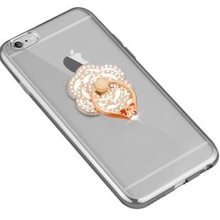 461162f679 可愛いiPhoneケース リング付きで便利♪ iPhone7/8 ダイレクト配送(iPhoneケース