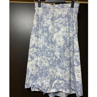 ジェイプレスレディス(J.PRESS LADIES)のJプレス   13号   リバティスカート   未使用品(ひざ丈スカート)