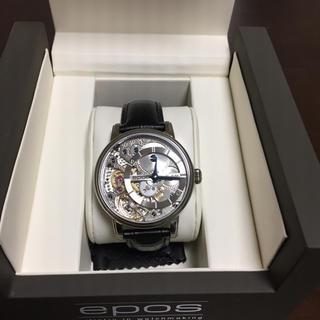エポス(EPOS)のepos  腕時計(腕時計(アナログ))