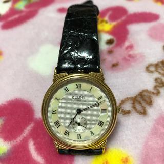 セリーヌ(celine)のセリーヌ腕時計(腕時計)
