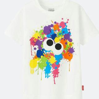 ユニクロ(UNIQLO)の新品未開封 ユニクロ スプラトゥーン tシャツ 任天堂(その他)