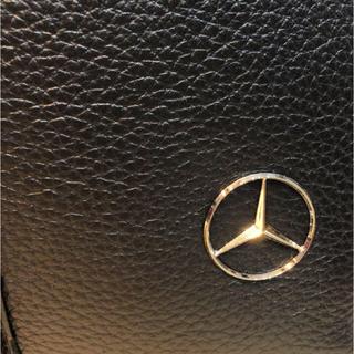 ビーエムダブリュー(BMW)のバーニーズ メルセデス コラボ レザーバッグ 特別クーポンキャンペーン☺︎(ノベルティグッズ)