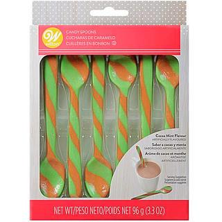 コストコ(コストコ)のWilton キャンディースプーン ミント アメリカ ハワイ 輸入 コーヒー(コーヒー)