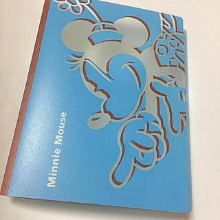 ディズニー(Disney)のミニーちゃん カードファイル(ファイル/バインダー)