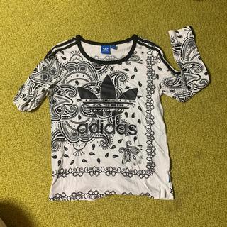 アディダス(adidas)のadidaオリジナル ロンT(Tシャツ(長袖/七分))