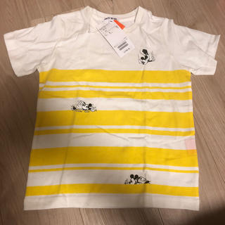 B:MING LIFE STORE by BEAMS - ミッキーマウス  Tシャツ 120 ビーミング 新品
