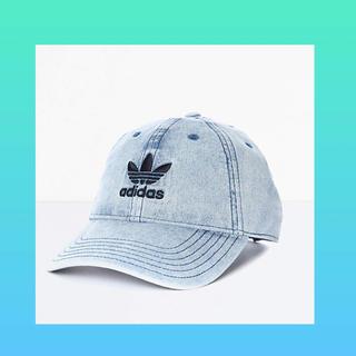 adidas - 海外限定  adidas Originals 男女兼用 デニム cap