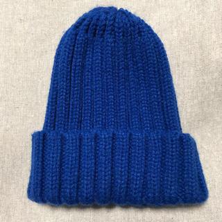 ジーユー(GU)の★美品★GU★ニット帽★(帽子)