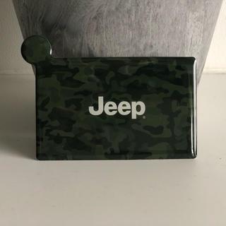 ジープ(Jeep)の【新品】非売品 jeep-ミラー(車外アクセサリ)