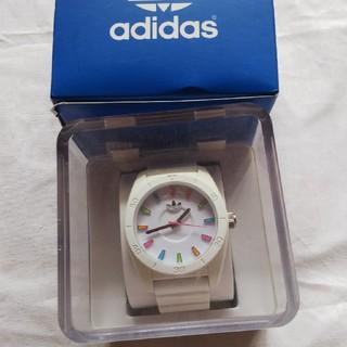 アディダス(adidas)のアディダス 腕時計 シリコン(腕時計)