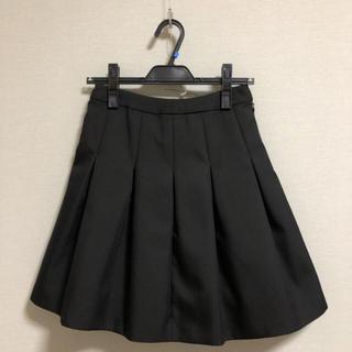 スピックアンドスパンノーブル(Spick and Span Noble)の最終値下げ!Noble ボンディングミニスカート 34サイズ(ミニスカート)