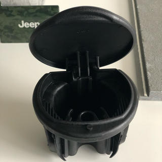 ジープ(Jeep)の【新品】jeep-タバコ灰皿(車内アクセサリ)