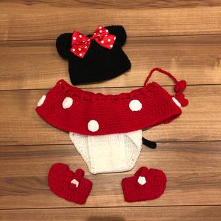 ディズニー(Disney)のミニーちゃん❤︎(セレモニードレス/スーツ)