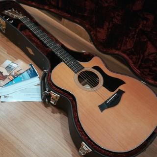 [超特価]Taylor 314ce LTD ES2 2015 ローズサイドバック(アコースティックギター)