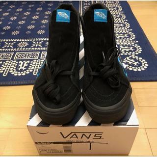 バンズボルト(VANS VAULT)の正規 Vans Vault WTAPS SK8-HI LX Blue Flame(スニーカー)