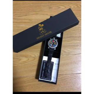 ディズニー(Disney)の【セール品】ディズニー ミッキー スワロフスキー 腕時計(腕時計(アナログ))