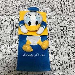 ディズニー(Disney)のドナルド 未使用 トイレットペーパーホルダー(トイレ収納)