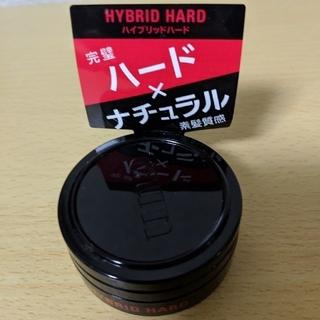 ウーノ(UNO)のウーノ ハイブリッドハード 15グラム 整髪料(ヘアムース/ヘアジェル)