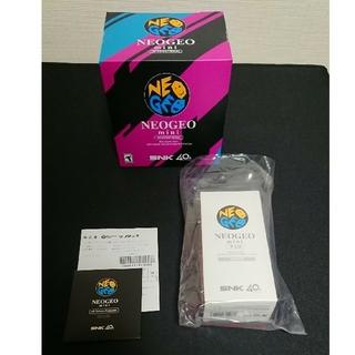 ネオジオ(NEOGEO)の納品書 ネオジオミニインターナショナル コントローラー スクリーンプロテクター(家庭用ゲーム本体)