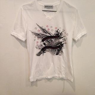 バッファローボブス(BUFFALO BOBS)のBUFFALOBOBS バッファローボブス Tシャツ サイズM(Tシャツ/カットソー(半袖/袖なし))