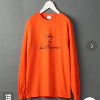 ビューティアンドユースユナイテッドアローズ(BEAUTY&YOUTH UNITED ARROWS)のROKU BEAUTY&YOUTH ロングスリーブTシャツ(カットソー(長袖/七分))