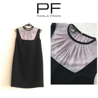 パオラフラーニ(PAOLA FRANI)のPF パオラフラーニ  ★   ワンピース   ドレス(ひざ丈ワンピース)