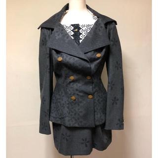 ヴィヴィアンウエストウッド(Vivienne Westwood)のvivienne  westwood*スーツ セット*2点セット(スーツ)