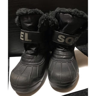 ソレル(SOREL)のSOREL ブーツ ジュニア 17cm(ブーツ)