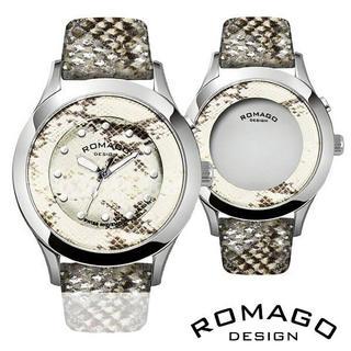 ロマゴデザイン(ROMAGO DESIGN)の正規品 ROMAGO DESIGN腕時計 ヴァイブランシー メンズ腕時計(腕時計(デジタル))