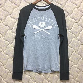 エアロポステール(AEROPOSTALE)のラグランロンT(Tシャツ/カットソー(七分/長袖))
