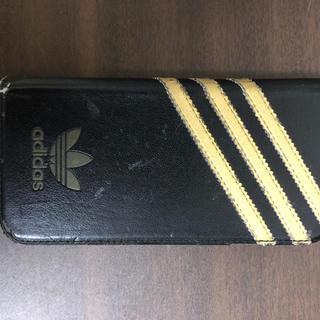 アディダス(adidas)のiPhone手帳型ケース(iPhoneケース)