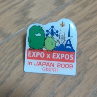 EXPO ピンバッチ(バッジ/ピンバッジ)