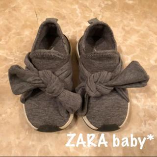 ザラキッズ(ZARA KIDS)のZARA baby♡スリッポン(スリッポン)