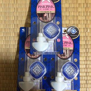 サワデー  PINK PINK 車の芳香剤