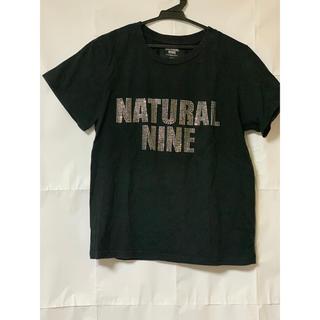 ナチュラルナイン(NATURAL NINE)のレア! NATURALNINE ナチュラルナイン Tシャツ(Tシャツ/カットソー(半袖/袖なし))