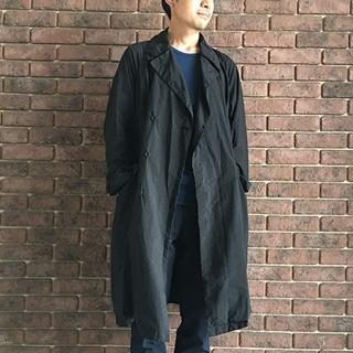 コモリ(COMOLI)の【極美品】TEATORA テアトラ デバイス コート device coat(ステンカラーコート)