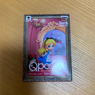 ディズニー(Disney)のQposket Alice(フィギュア)