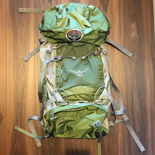オスプレイ(Osprey)のOSPREY Kestrel38 オスプレイ オスプレー ケストレル38(登山用品)