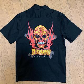 スカルシット(SKULL SHIT)のELLEGARDEN X SKULL SHIT ワークシャツ(シャツ)