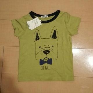 シューラルー(SHOO・LA・RUE)の新品 SHOO LA RUE 半袖Tシャツ  100(Tシャツ/カットソー)