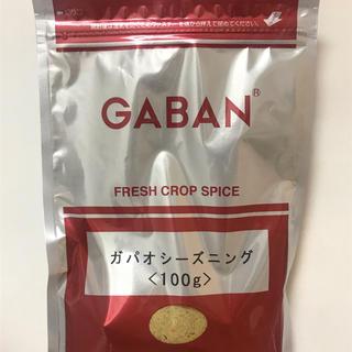 ギャバン(GABAN)のGABAN ガパオシーズニング 100g(その他)