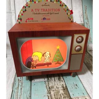 スヌーピー(SNOOPY)のスヌーピー海外限定 50周年記念 A TV TRADITION(オルゴール)