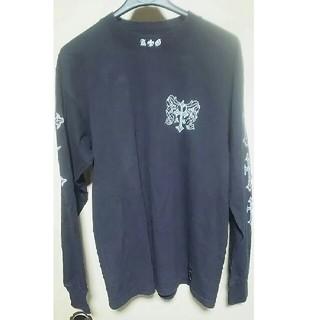 エーアンドジー(A&G)のA&G  ロンT  ブラック(Tシャツ/カットソー(七分/長袖))