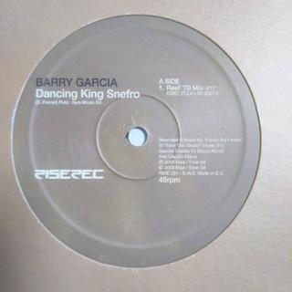 BARRY GARCIA(ターンテーブル)