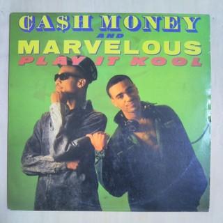 CASH MONEY and MARVELOUS(ターンテーブル)