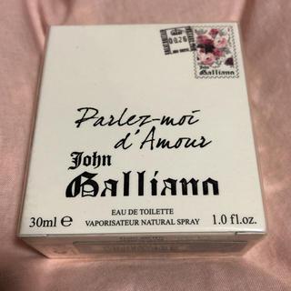 ジョンガリアーノ(John Galliano)のジョン ガリアーノ パルレ・モア・ダムール オーデトワレ(その他)