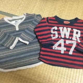シュール(surl)のロンT 2枚セット(Tシャツ/カットソー)